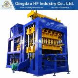Bloc de couleur de qualité pavant la machine d'empilement de brique en Inde Qt10-15 enclenchant le bloc concret faisant la machine