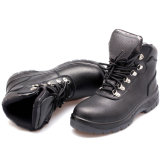 Zapatos de seguridad de acero baratos del trabajo de la punta