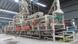 Автоматическая OSB производственной линии для Индии