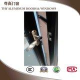 El aluminio Casement Windows con nuevo diseño y color nuevo