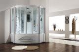 Diseño superior cabina de ducha de vapor con masaje Batheub sanitarias (M-8208)