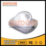 Indicatore luminoso LED del minatore senza fili protetto contro le esplosioni di Msha, illuminazione ignifuga della protezione