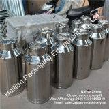 50 de Container van de Opslag en van het Vervoer van het Staal van Inox van de liter voor Melkveehouderij
