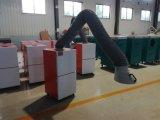 溶接発煙の抽出のためのカートリッジタイプ集じん器