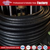 R2/2sn Draht-umsponnener hydraulischer Gummiöl-Schlauch