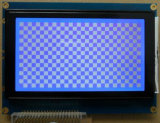 240X128 многоточия, модуль индикации LCD графика: Серия AGM2412A