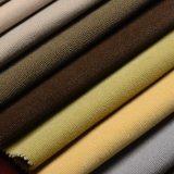 최고 소파 2 색깔 우단 줄무늬 소파 직물