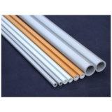 Tube en fibre de verre époxy professionnel, haute résistance Pultruded durables Professional Fabricant de l'époxy PRF