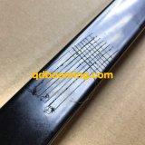 Алюминиевый трубчатый ограждать с верхней частью копья