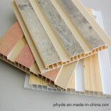 熱い販売法の木の色刷PVCパネルの壁パネルPVC天井(RN-129)