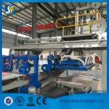 Дознание о бумаге и коробке рециркулируя машину делая гофрировано - производственная линия картоноделательной машины