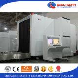 Sistema di ispezione triplice dei raggi X dello scanner At10080d del bagaglio del raggio di vista X