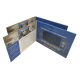 5 Zoll IPS-Bildschirm-video Papierkarten für Zölle