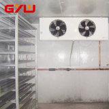 Pièce chaude d'entreposage au froid de vente, chambre froide industrielle d'exportateur
