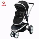 Dreirädriger Kinderwagen mit Sitz + Carrycot + Carseat