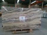 Jade Zebra baldosas pulidas losas de mármol&&encimera