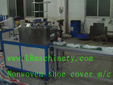 Quirófano Nonwoven automática máquina de hacer cubrezapatos