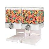 Caixa de armazenamento seca do alimento do distribuidor do alimento do distribuidor do cereal do recipiente da cozinha