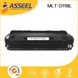 Cartucho de toner compatible vendedor caliente Mlt-D118L para Samsung