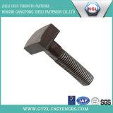 DIN603 Bout van de Hals van de paddestoel de Hoofd Vierkante met Roestvrij staal