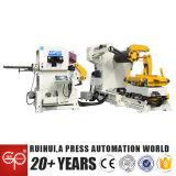 La máquina de Uncoiler del metal utiliza extensamente en el campo de la automatización (MAC3-1000)