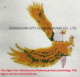 A transferência de calor de silicone de alta definição do logotipo da Marca de impressão