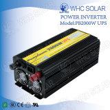 Energien-Ladung-Inverter UPS-2000W für Sonnensystem