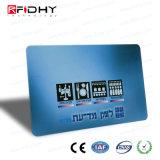 Cr80 grabable de tamaño estándar de PVC RFID Tarjeta de fidelidad.