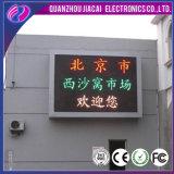 P10 angepasst, LED-Zeichen-Vorstand für Zeichen des Fenster-LED in einer Liste verzeichnend