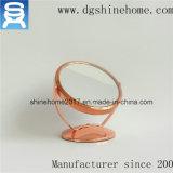 O melhor espelho de vaidade ereto de venda da parte superior de tabela do metal/espelho da composição