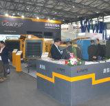 El SDP750E Portable compresor de aire de tornillo impulsado por diesel