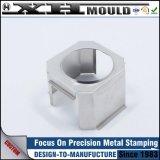 Aluminium fait sur commande d'OEM estampant des pièces pour des composantes électroniques
