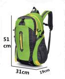 Sport esterni impermeabili dei bagagli del computer portatile di corsa che fanno un'escursione zaino