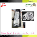 중국 알루미늄 금속은 주물 LED 램프 Diecasting 덮개를 정지한다