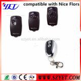 素晴らしいFlo圧延コード送信機2ボタンYet003-2と互換性がある