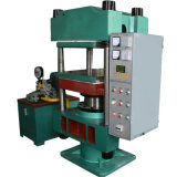 Automatische Gummimatten-Presse-Maschine/Vorlagenglas-vulkanisierenpresse-Gummimaschine/hydraulische heiße Presse-Maschine
