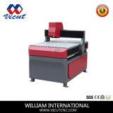 ranurador del CNC 6090s para la muestra que hace con tamaño pequeño