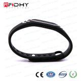 Braccialetto di sport del Wristband del silicone di HF