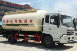 Petroleiro do pó da alumina de Dongfeng 4X2 15 do pó toneladas de caminhão do transporte