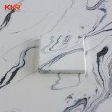 Chambre décoration murale Look en marbre de l'acrylique solide feuille de surface