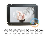 タッチスクリーンのモニタ、開いたフレーム10インチのタッチ画面LCDのモニタ(MW-102MET)