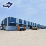 安い構築の建築材料は販売のための鉄骨構造の組立て式に作られた倉庫を設計する