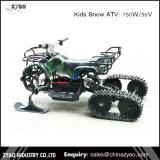 아이들 고무 크롤러에 의하여 추적되는 Snowmobile Zyao 공장