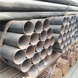 La norma ASTM A53 negro de 4 pulgadas de tubos de acero pintado de los REG MS