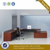 新しいデザイン木のオフィス用家具ディレクター事務机(HX-UN018)