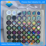 Custom Warranty-Sticker-Void-If-Tampered-Hologram etiqueta 3D.
