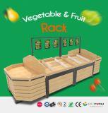 Рынок свежих овощей фруктов дисплей для установки в стойку подставки