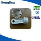 Cabeça de metal para Montagem do Isolador de energia elétrica para o Vidro ou cerâmica
