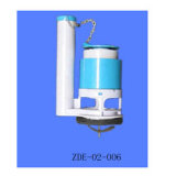 De Klep van de Afzet van het water (zde-02-006)