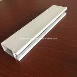 Quadrat, rundes, unterschiedliches Aluminiumlegierung-Strangpresßling-Profil für Tür und Fenster-Gefäß 76